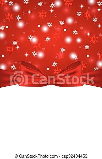 Tarjeta de Navidad - csp32404453
