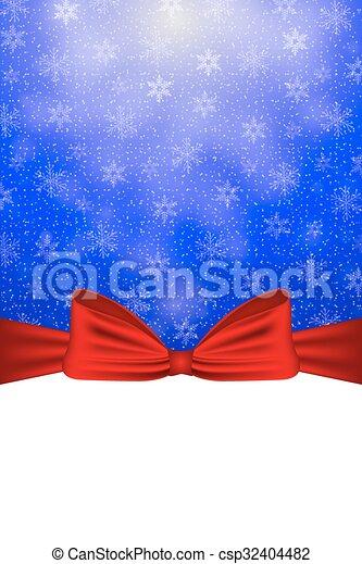 Tarjeta de Navidad - csp32404482