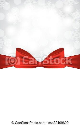 Tarjeta de Navidad - csp32409629