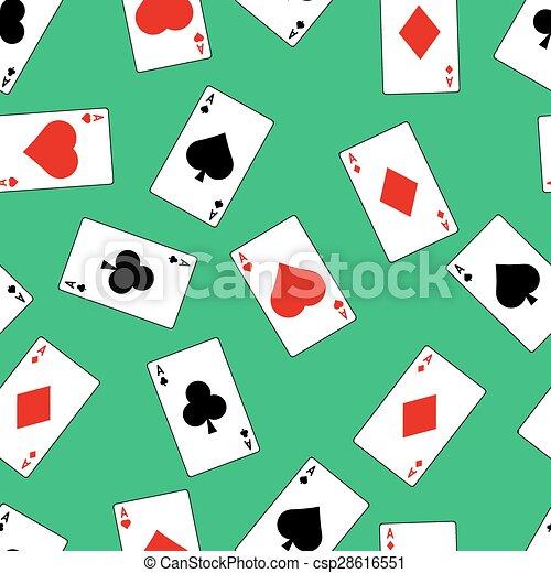 Traje de cartas - csp28616551