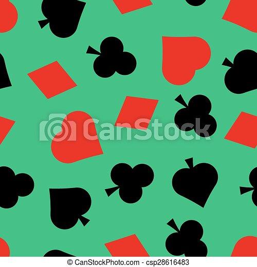Traje de cartas - csp28616483