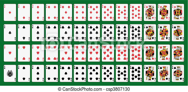 Jugando a las cartas - csp3807130