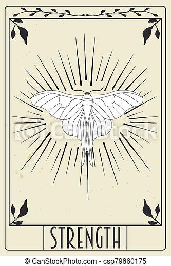 tarot card - csp79860175