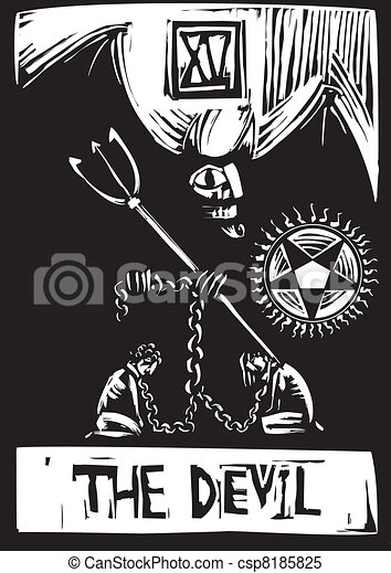 Tarta del diablo - csp8185825
