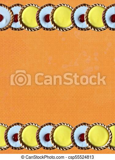 tarts repeat pattern - csp55524813