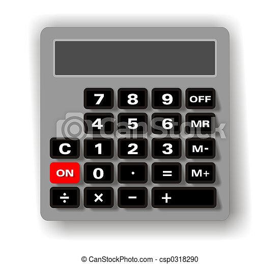 taschenrechner - csp0318290