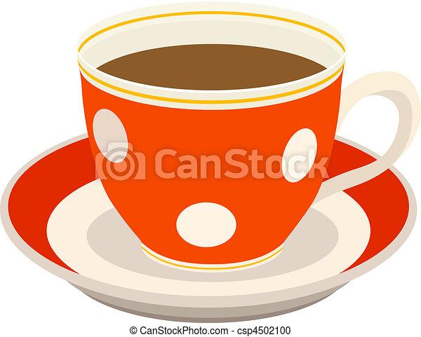tasse à café - csp4502100
