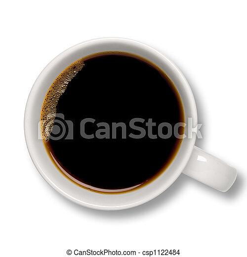 tasse à café - csp1122484