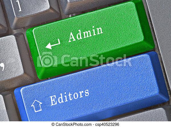 Keyboard - csp40523296