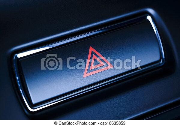 Dreieck Warnleuchte ESP Knopf ohne Funktion? Start