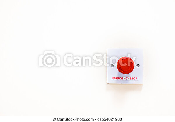 Alarmstufe Rot - csp54021980