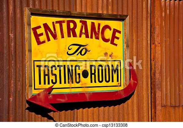 Tasting Room - csp13133308