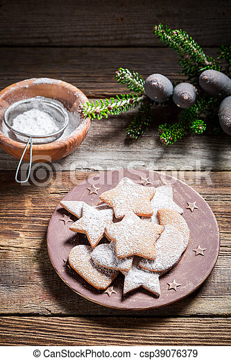 Tasty And Sweet Christmas Cookies