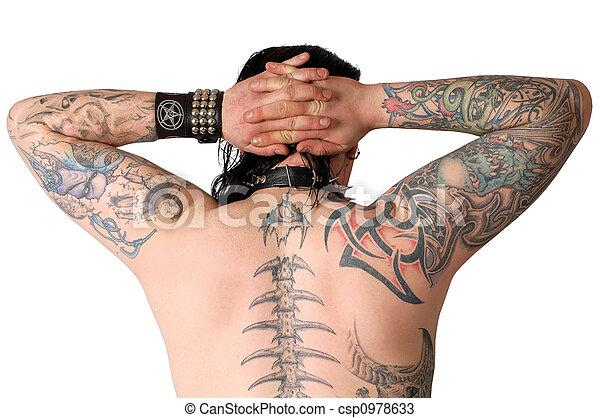 tatoo - csp0978633