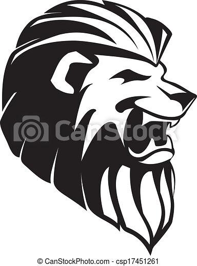 Tatoo t te rugir lion tatoo t te rugir noir lion - Tete de lion dessin facile ...
