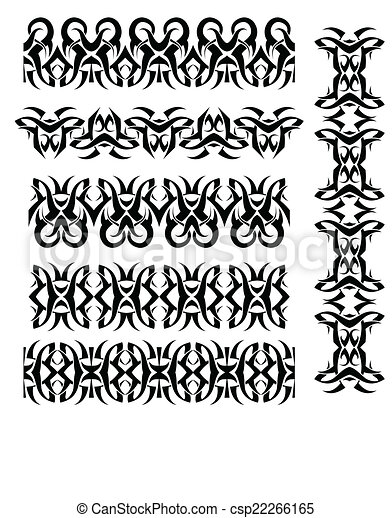 tattoo armband - csp22266165