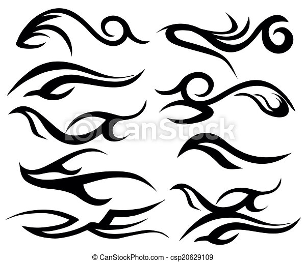 tattoo tribal vector art tattoo tribal wings vector art rh canstockphoto com tribal vector clip art tribal vector butterfly