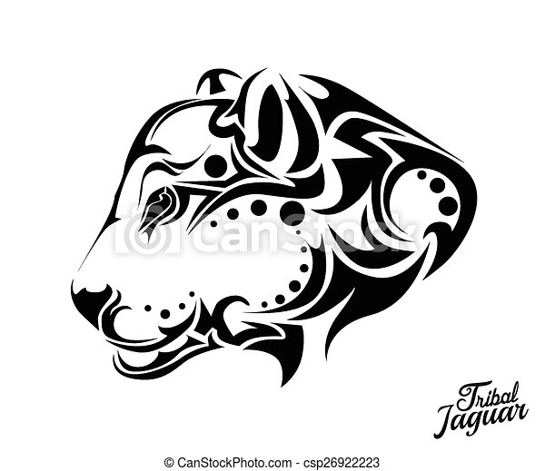 Tatuagem Tribal Onca Pintada