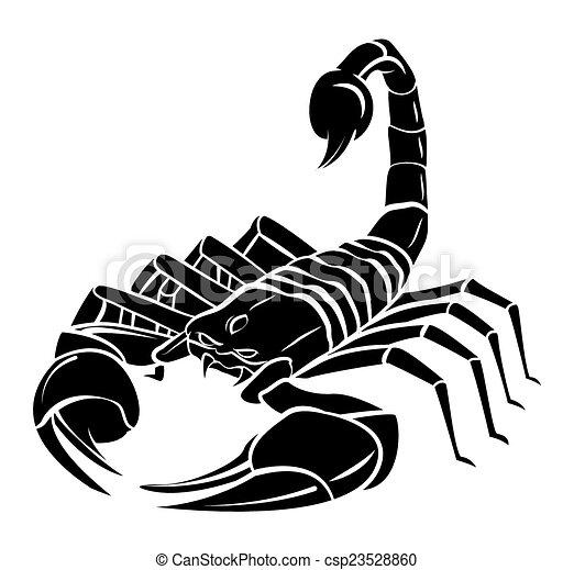 Escorpion Tatuaje tatuaje, escorpión, mascota.