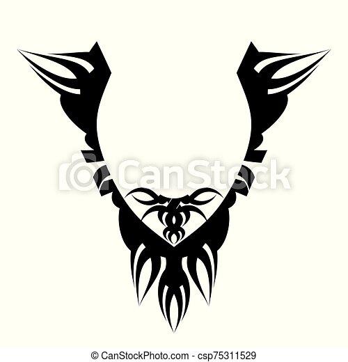 tatuaje, exclusivista - csp75311529