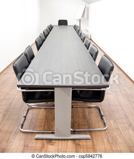 tavola, conferenza - csp5942776