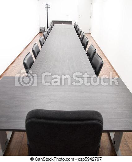 tavola, conferenza - csp5942797