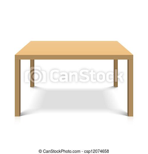 tavola legno - csp12074658