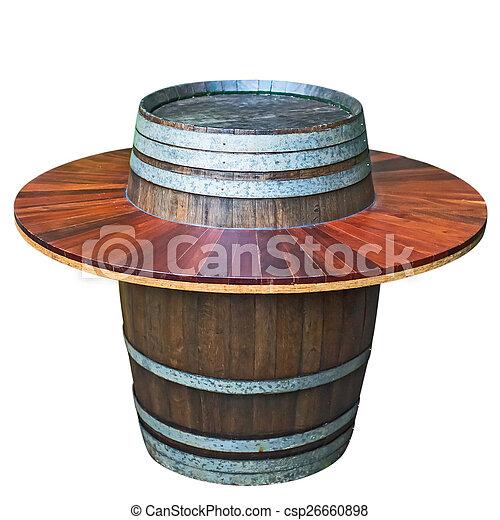 tavola, rotondo - csp26660898