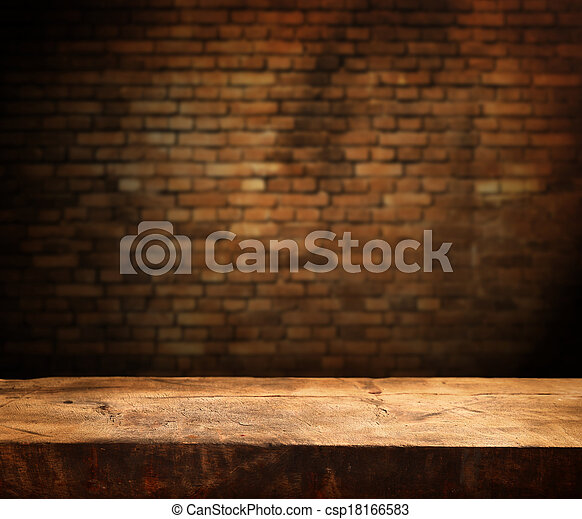 tavola, vuoto - csp18166583