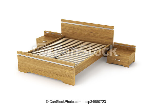Tavoli letto legno capezzale o lato