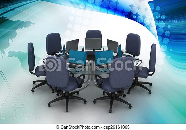 tavolo conferenza - csp26161063