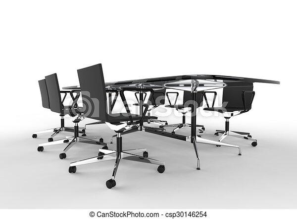 tavolo conferenza - csp30146254