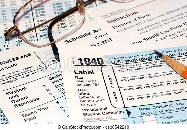 Tax forms - csp0542210