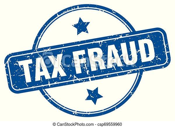 tax fraud - csp69559960