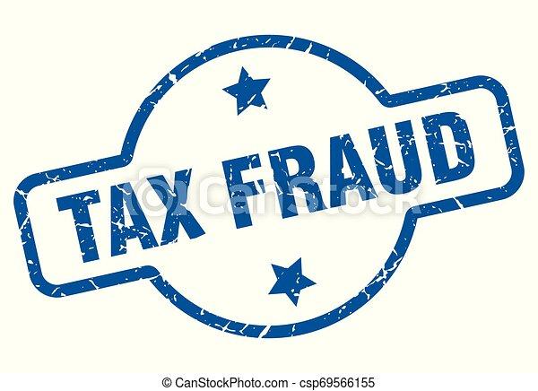 tax fraud - csp69566155
