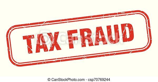 tax fraud - csp70769244