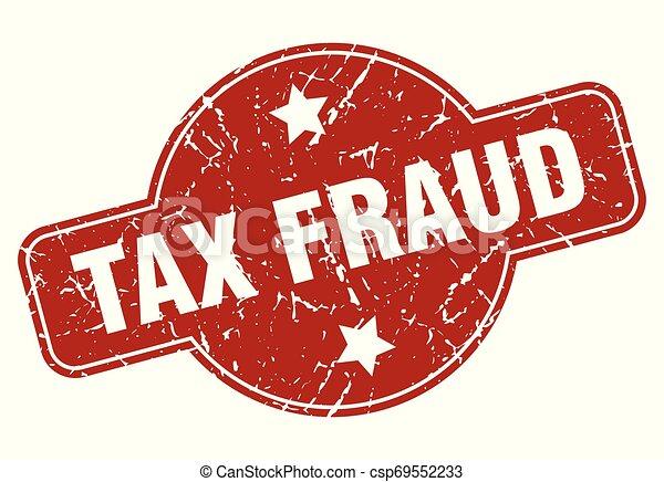 tax fraud - csp69552233