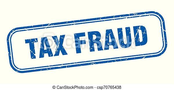 tax fraud - csp70765438