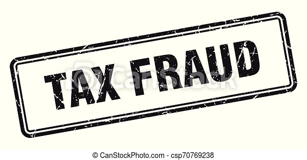 tax fraud - csp70769238