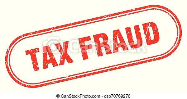 tax fraud - csp70769276