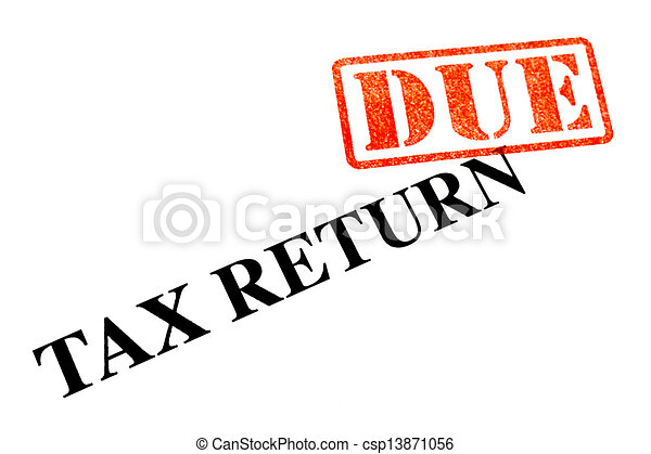 Taxes Due Clipart
