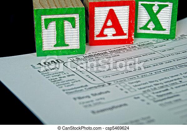 taxe renda - csp5469624