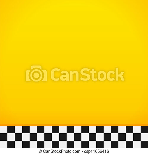 taxi checkerboard pattern bottom tiles full of yellow and black and rh canstockphoto com