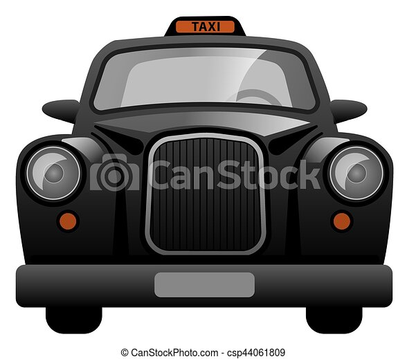 taxi taxi londres taxi classique illustration londres clipart vectoriel rechercher. Black Bedroom Furniture Sets. Home Design Ideas