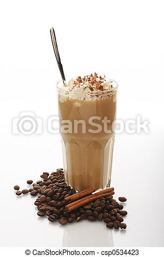 Una taza de café - csp0534423