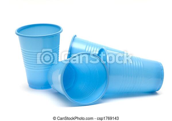 Tazas plásticas - csp1769143