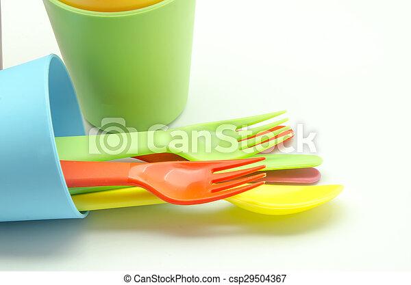 Vasos de plástico - csp29504367