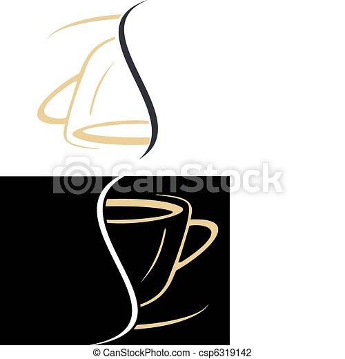 tazza caffè - csp6319142