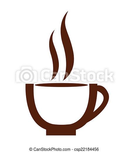 tazza caffè - csp22184456