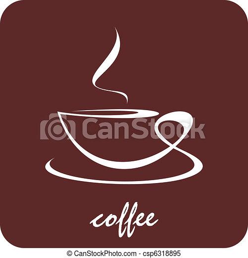 tazza caffè - csp6318895